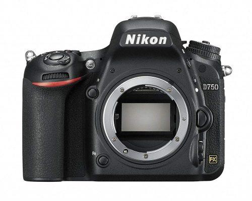 ニコン(Nikon) デジタル一眼レフカメラ D750