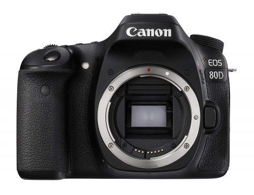 キヤノン(Canon) デジタル一眼レフカメラ EOS  80D