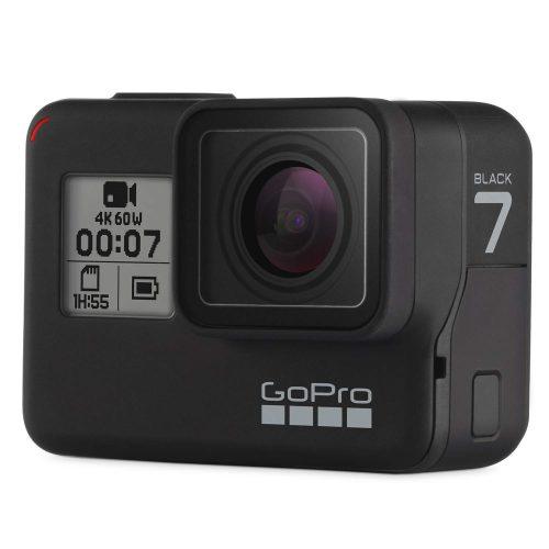 ゴープロ(GoPro) アクションカメラ HERO7 Black CHDHX-701-FW