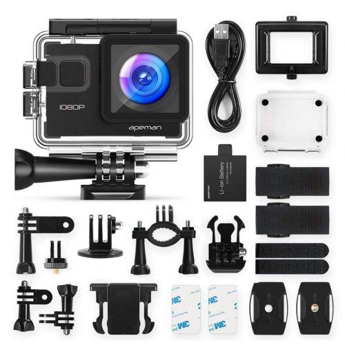 エイプマン(APEMAN) アクションカメラ A66S