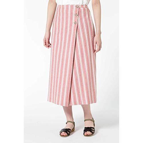 ヒューマンウーマン(HUMAN WOMAN)) デッキストライプスカート