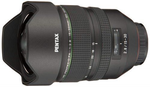 ペンタックス(PENTAX) HD PENTAX-D FA 15-30mmF2.8ED SDM WR