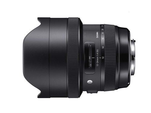 シグマ(SIGMA) 12-24mm F4 DG HSM