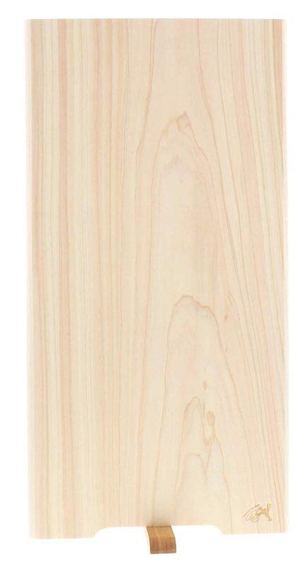 土佐龍(TOSARYU) 四万十ひのき極め 一枚板まな板 HC-7002
