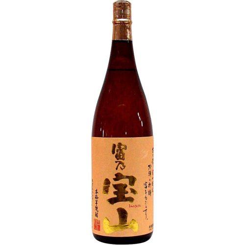 西酒造 富乃宝山