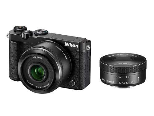 ニコン(Nikon)ミラーレス一眼カメラ Nikon1 J5 ダブルレンズキット