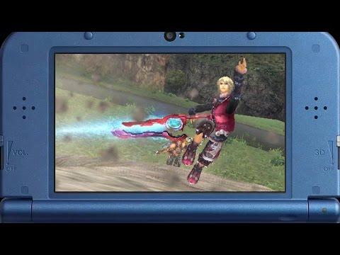 Newニンテンドー3DS専用 Xenoblade ゼノブレイド - 任天堂