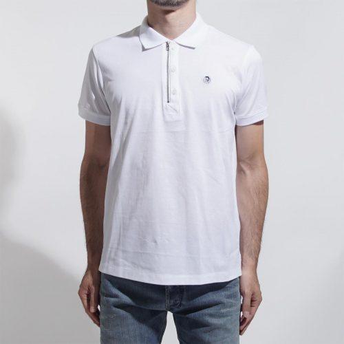 ディーゼル(DIESEL) ハーフジップポロシャツ T-HART