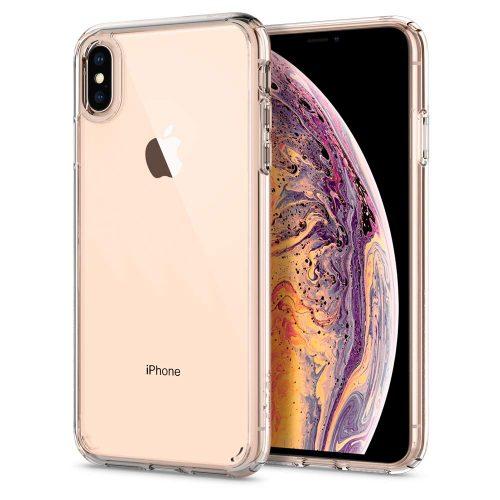 シュピゲン(Spigen) iPhone XS Max用 クリアケース
