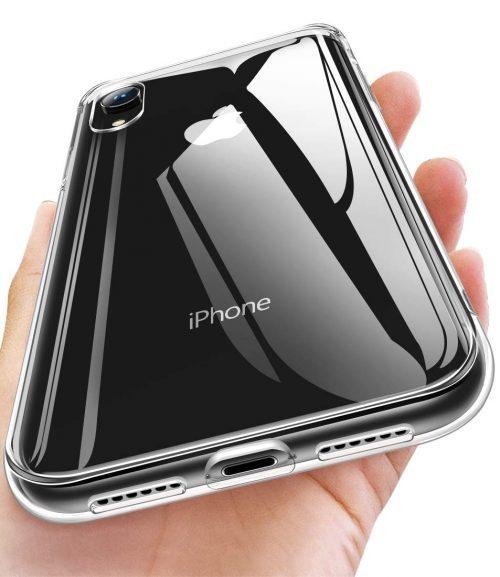 Humixx iPhone XR用 Crystal Series