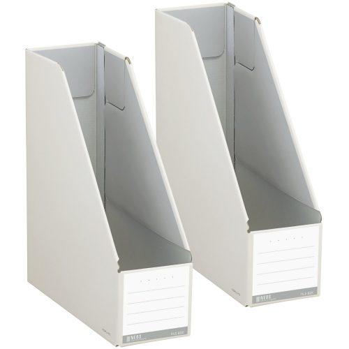コクヨ(KOKUYO) A4ファイルボックス NEOS