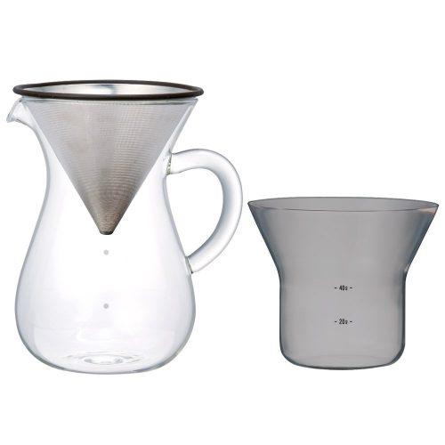 キントー(KINTO) コーヒーカラフェセット 300ml