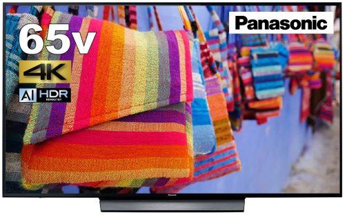 パナソニック(Panasonic) 65型4K液晶テレビ VIERA TH-65GX850