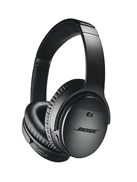 ボーズ(Bose) ワイヤレスノイズキャンセリングヘッドホン QuietComfort35 II