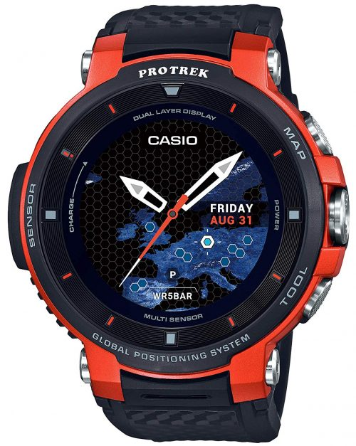 カシオ(CASIO) PRO TREK Smart WSD-F30