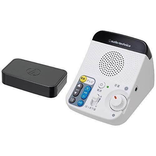 オーディオテクニカ(audio-technica) コードレススピーカー SOUND ASSIST AT-SP450TV