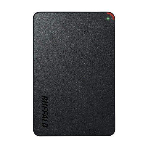 バッファロー(BUFFALO) ポータブルHDD HD-PCFS2.0U3-BBA