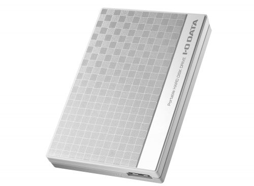 アイ・オー・データ(I-O DATA) ポータブルハードディスク EC-PHU3W1