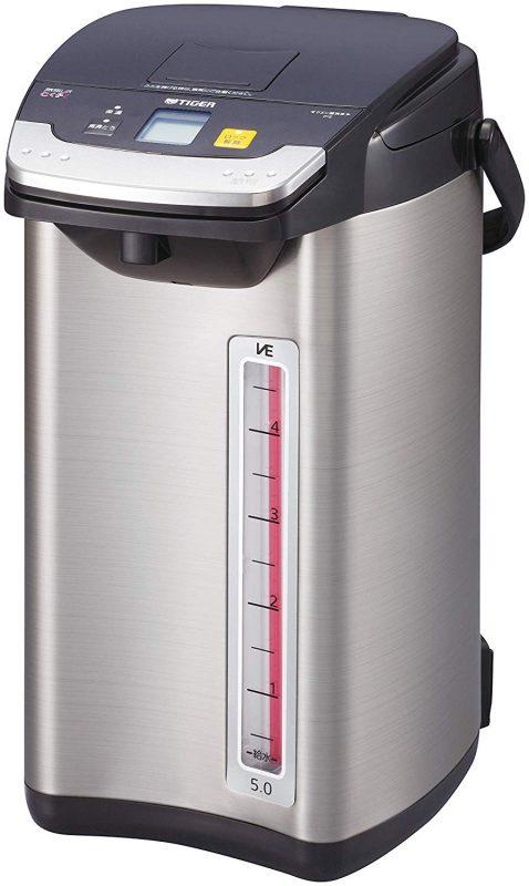タイガー魔法瓶(TIGER) 蒸気レスVE電気まほうびん PIE-A500-K