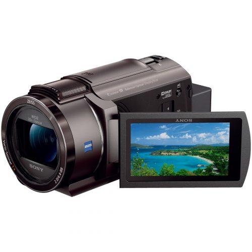 ソニー(SONY) ビデオカメラ FDR-AX45 4K