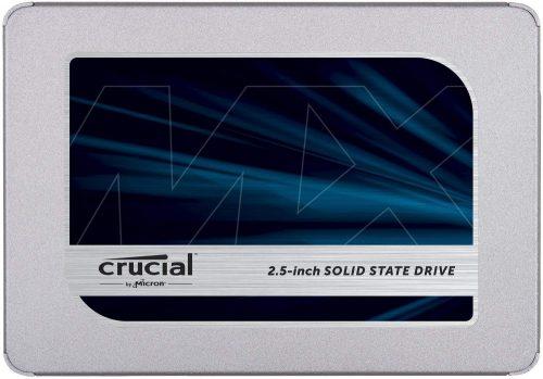 クルーシャル(Crucial) 内蔵2.5インチSSD MX500 CT500MX500SSD1/JP