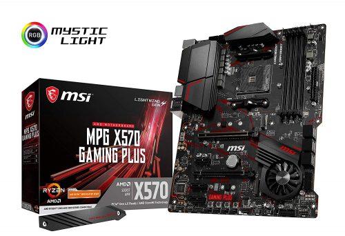 エムエスアイ(MSI) MPG X570 GAMING PLUS