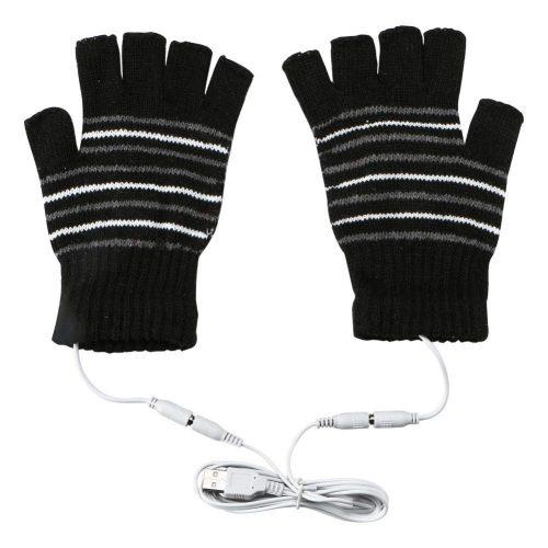 YOKELLMUX USB接続で加熱 あったか手袋