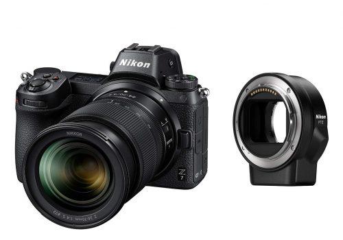 ニコン(Nikon) ミラーレスカメラ 一眼 Z7