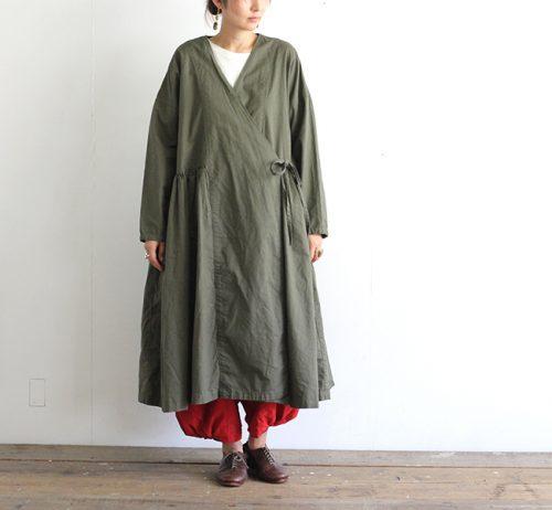 オーギャルソン(AU GARCONS) PLAIN COTTON LINEN CLOTH