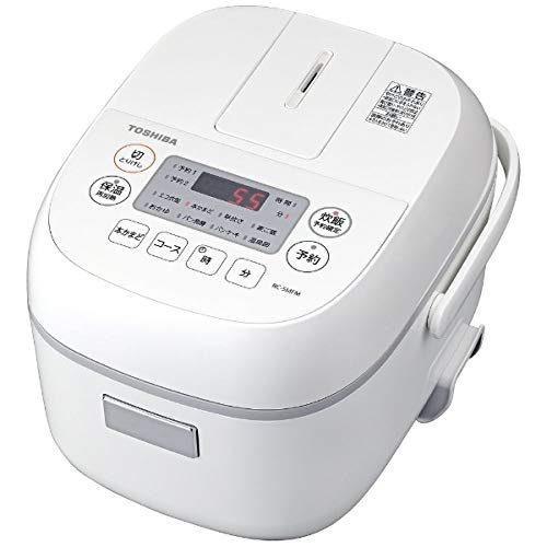 東芝(TOSHIBA) マイコン炊飯器 3合炊き RC-5MFM