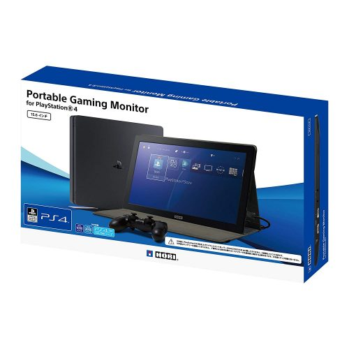 ホリ(HORI) Portable Gaming Monitor for PlayStation4 PS4-087
