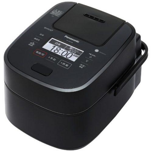パナソニック(Panasonic) 圧力IH炊飯ジャー SR-VSX189-K