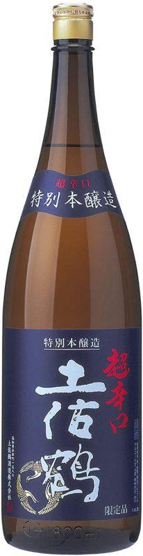 土佐鶴酒造 土佐鶴 特別本醸造 超辛口