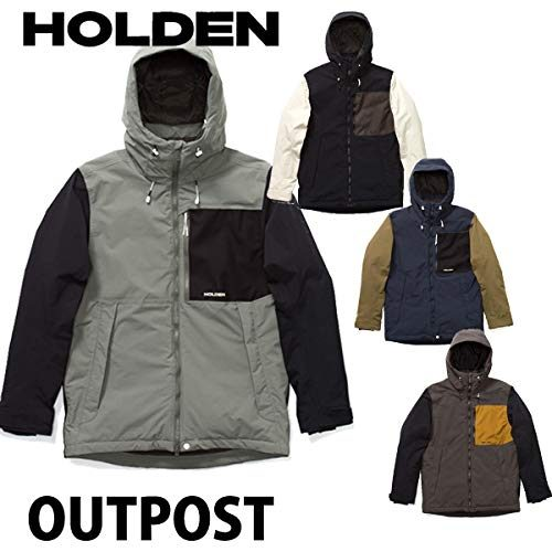 ホールデン(HOLDEN) M,S OUTPOST jacket