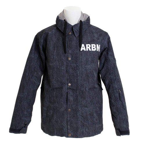 エアボーン(ARBN) コーチジャケット ABJ8102