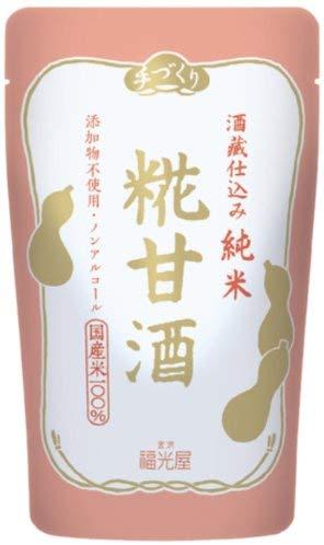 福光屋 酒蔵仕込み 純米 糀甘酒