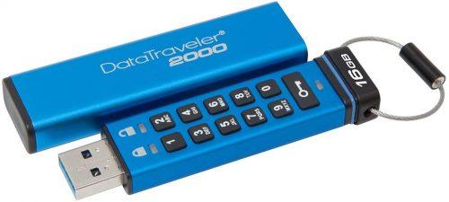 キングストン(Kingston) DataTraveler 2000 DT2000/16GB