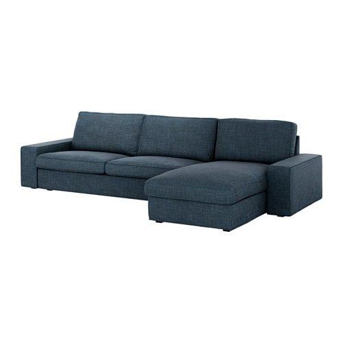 イケア(IKEA) 3人掛けソファ KIVIK ヒッラレド 891.937.45