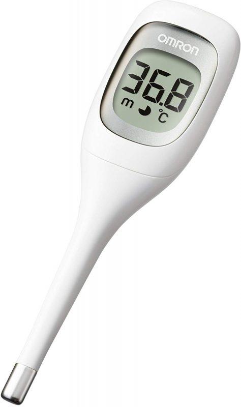 オムロン(OMRON) 電子体温計 けんおんくん MC-681