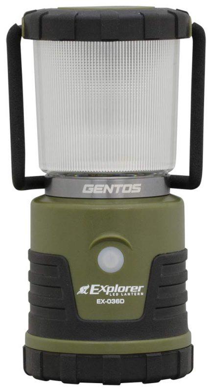 ジェントス(GENTOS) Explorerシリーズ EX-036D