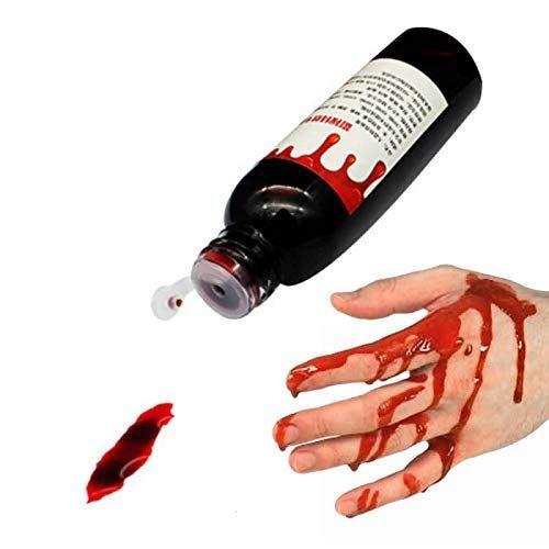 リアルな血のり 鮮血色タイプ