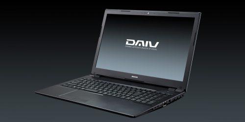 マウスコンピューター(MouseComputer) DAIV-NG5300S2-S2