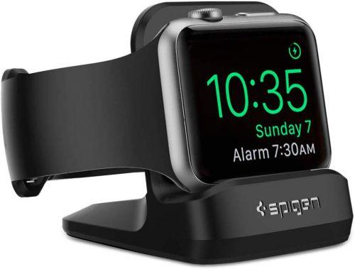 シュピゲン(Spigen) Apple Watch Series 5/4/3/2/1 ナイトスタンド S350