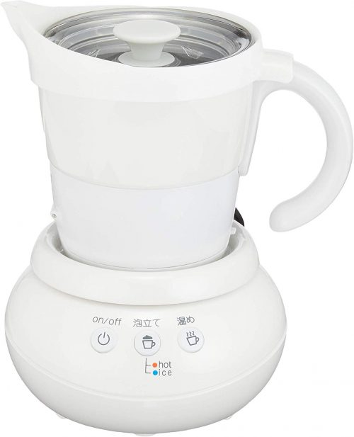 UCC上島珈琲 ミルクカップフォーマーMCF30W