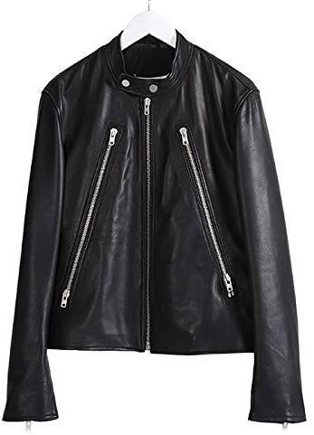 メゾンマルジェラ(Maison Margiela) シングル ライダースジャケット