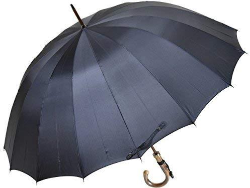 前原光栄商店 16ロングカーボン メンズ長傘