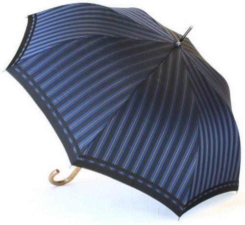 槙田商店 メンズ 長傘 Tie