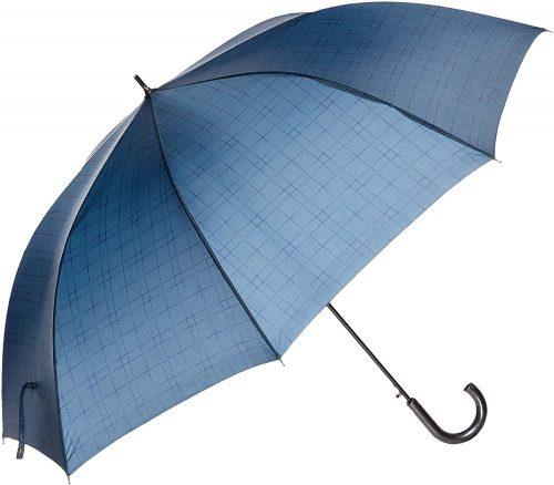 マルジュウ コーポレーション(Maruju Corporation) 紳士傘 格子柄 長傘