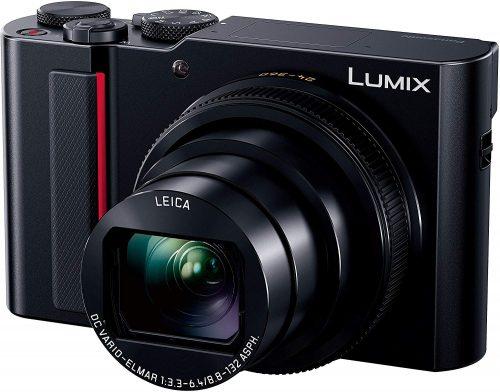 パナソニック(Panasonic) プレミアムコンパクトカメラ LUMIX DC-TX2-K