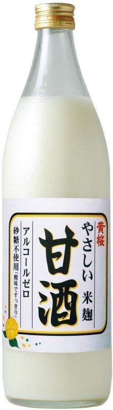 黄桜 やさしい米麹甘酒